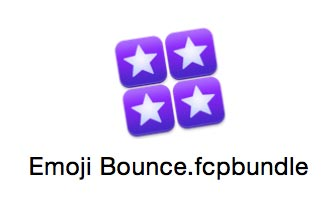 Alex4D Emoji-bounce-icon